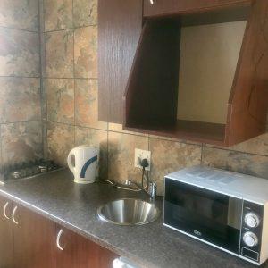 Standard Rooms Kitchen